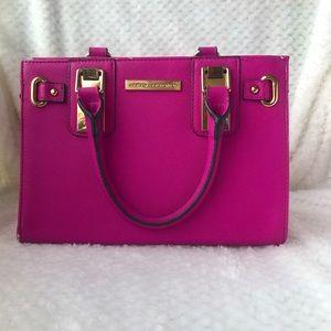 COLETTE Fuschia pink tote